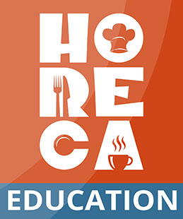 HoReCA Education > Formare Profesionala in domeniul HoReCa Logo